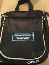 Ogio Doppler Toiletry Travel Bag Hanger Unisex Lady Antebellum Tour Merchandise