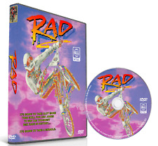 RAD - 1986 - WIDESCREEN w / BART CONNER, LORI LOUGHLIN, BILL ALLEN, TALIA SHIRE