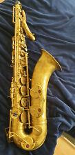 YAMAHA Tenor-Saxophon, YTS-32, purple logo, entlackt, generalüberholt, TOP!!