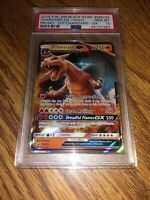 Charizard GX SM195 SM Black Star Promo HOLO Pokemon Card PSA 10 Gem Mint