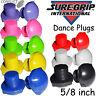 "SUREGRIP ""Jam Plugs"" Stops 5/8 inch thread Dance Plugs Roller Derby Skate Speed"