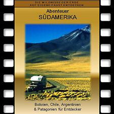 Abenteuer Südamerika *Bolivien – Chile -Argentinien Reise-DVD für Entdecker 2016
