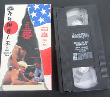 WCW Rumble in the Rising Sun '91 (VHS, 1991)  WWF WWE Ric Flair Sting