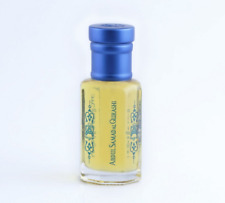 White Saffron - 3ml, Oil Perfume by Abdul Samad Al Qurashi ASAQ, عطر زعفران أبيض