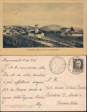 MADONNA DELLA NEVE DI MARMORITO,ANNI 30 -PIEMONTE(AT)-FP/VG-46525