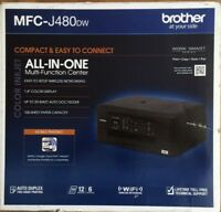 BROTHER MFC-J480DW ALL-IN-ONE PRINTER - OPEN-BOX