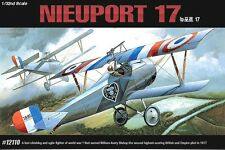 Academy 1/32 Military Plastic Model Kit NIEUPORT 17 12110 NIB World War I