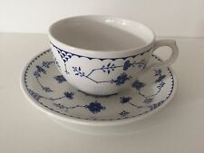 Mason's Ironstone England Denmark Coffee or Tea Cup & Saucer Set