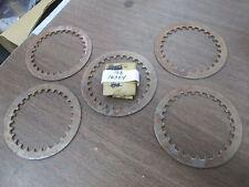 NOS Yamaha Clutch Plates #1 YZ250 YR2 YR1 XJ700 TZ250 168-16324-00 QTY5