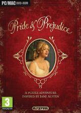 Pride & Prejudice - PC DVD/MAC - New & Sealed