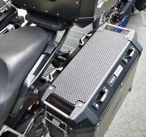 Givi Trekker-Outback 2 x 37L Rubber Pannier Protectors - Honda NC750S/X NC700S