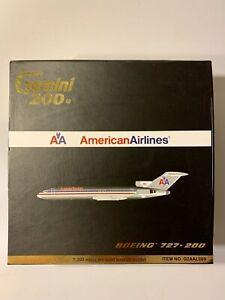 Gemini Jets 1:200 American Airlines Boeing 727-200 N874AA G2AAL099