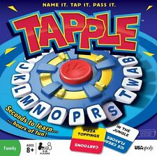 Tapple - Fast Word Fun For Everyone , New, Free Shipping