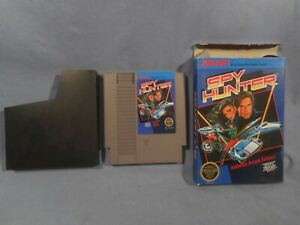 Sunsoft - SPY HUNTER - Nintendo NES Game Authentic Arcade Edition!