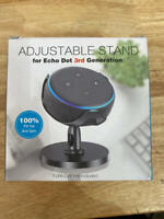 HomTek Echo Dot Stand, Table Holder for Echo dot 3rd Generation, 360°