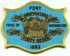 New York - City of NY Fire Engine 47 Company Patch (Emblem)