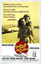 Bobbie Jo And The Outlaw - 1976 - Movie Poster