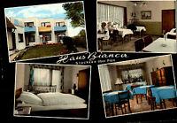 2321 Stocksee über Plön color Mehrbild-AK ~1970/80 Haus Bianca Pension Hotel