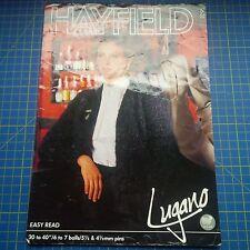Hayfield Lugano Womens Evening Jacket Knitting Pattern 2296