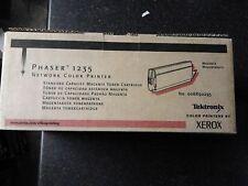 Genuine originale 006r90295 Xerox PHASER 1235 CARTUCCIA TONER MAGENTA