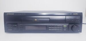 Pioneer LaserDisc CD Player CLD-S201 - WORKS - NO REMOTE - READ