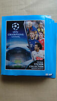 TOPPS - UEFA CHAMPION'S LEAGUE 2016-17 - Lot de 10 Pochettes neuves