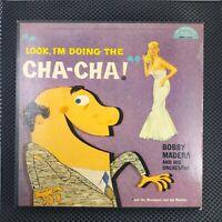 JACKET ONLY NO ALBUM Look, I'm Doing The Cha-Cha! (ABC 133) Bobby Madera