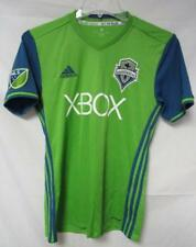 Seattle Sounders Obafemi Martins #9 Men's Small Adidas Climacool Jersey A1 619