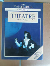 The Cambridge Guide to Theatre by Martin Banham (1995, Hardcover, Revised)
