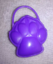 Purple Paw Purse Monster High Clawdeen Wolf Pet Salon Replacement Accessory