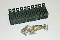 Stackable Fuse Holder Block with Terminals for ATO/ATC fuses 10PCS (IKA Germany)