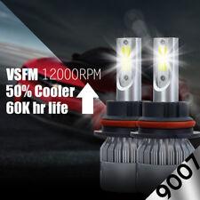 XENTEC LED HID Headlight Conversion kit 9007 HB5 6000K 1999-2000 Dodge Ram 3500