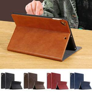 Luxury Leather Smart Case For iPad 8th 10.2 2020 7th 6th 5th 9.7 Air Stand Cover