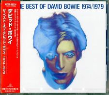 DAVID BOWIE-THE BEST OF DAVID BOWIE 1974-79-JAPAN CD Ltd/Ed D63