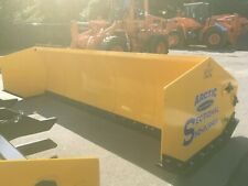 14' Hd Arctic Sectional Snow Pusher Plow