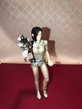 Final Fantasy The Spirits Within Action Figure Aki Ross,2001,Bandai,Clean