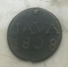 1808 Netherlands Java Duit - Dutch East India Company