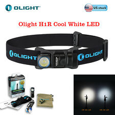 Olight H1R Nova 600lm CREE XM-L2 Cool White  LED RechargabIe Headlamp/Flashlight
