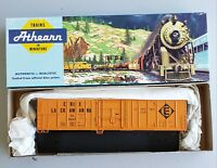 HO Athearn Rail-Runner 141 ERIE LACKAWANNA EL 57' PD Mech Reefer kit #5037 NIB