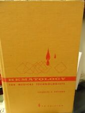 Hematology for Medical Technologists by Charles E Seiverd 4th Edition Book