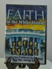 NEW Faith In The White House (DVD, 2008, Grizzly Adams Productions) FREE SHIP