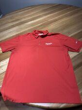 Nike golf polo , Drifit- Mikwaukee Tools Clothing, Dri Fit