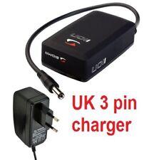 SIGMA IION PRO battery & UK charger high power li-ion accu for bike lights