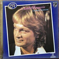 CLAUDE FRANÇOIS Comme d'habitude 1979 Compilation Philips Livret album or