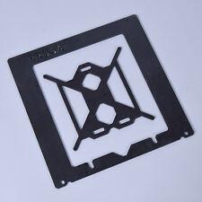 Reprap Mendel Prusa i3 Rework Aluminum Alloy Frame 6mm Oxidized Metal 3D Printer