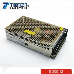 200W 12V 16.5A Single Output Switching power supply