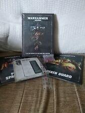 Warhammer 40K Dark Imperium 280 Página Tapa Dura normativa Nuevo con regla de dados, etc. *