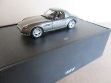25H Minichamps Boite Coffret BMW Z8 Hard Top Vert Métal 1:43