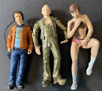 "AUSTIN POWERS, GOLDMEMBER, & SCOTT EVIL 6"" Action Figures • McFarlane Toys"