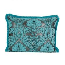 fluide Oriental Coussin décoratif Coussin Nadia TURQUOISE NEUF